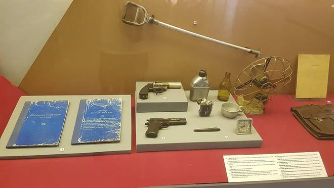 Những kỷ vật trong chiến thắng Điện Biên Phủ sống mãi với thời gian - Ảnh 16.