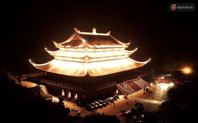 Cảnh hoành tráng của khu trung tâm hội nghị quốc tế tại chùa Tam Chúc - nơi diễn ra đại lễ Vesak Liên Hợp Quốc 2019 - Ảnh 19.