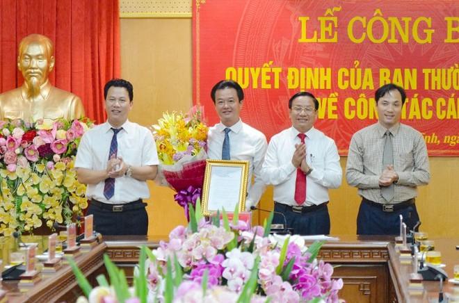 Nhân sự mới TPHCM, Đà Nẵng, Hà Tĩnh, Nghệ An, Ninh Thuận, Thái Bình - Ảnh 2.