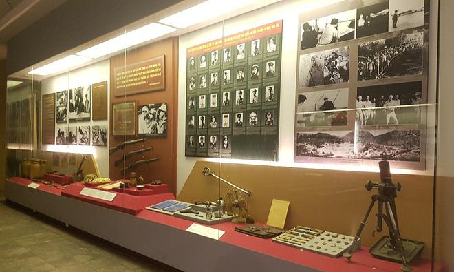 Những kỷ vật trong chiến thắng Điện Biên Phủ sống mãi với thời gian - Ảnh 6.