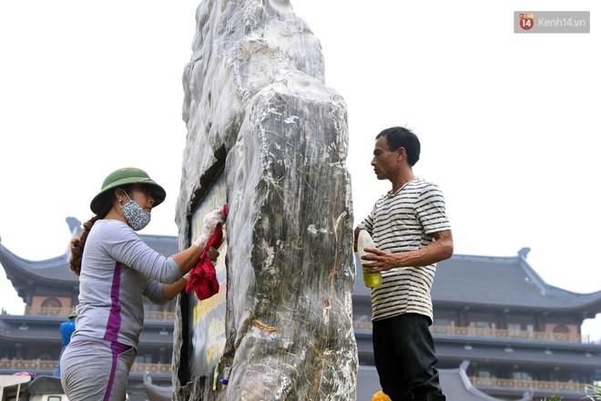 Cảnh hoành tráng của khu trung tâm hội nghị quốc tế tại chùa Tam Chúc - nơi diễn ra đại lễ Vesak Liên Hợp Quốc 2019 - Ảnh 8.