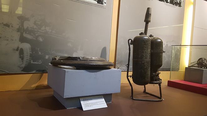 Những kỷ vật trong chiến thắng Điện Biên Phủ sống mãi với thời gian - Ảnh 10.