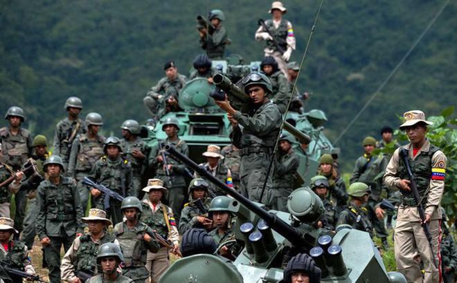 100.000 quân vẫn chưa đủ để Mỹ tấn công Venezuela!