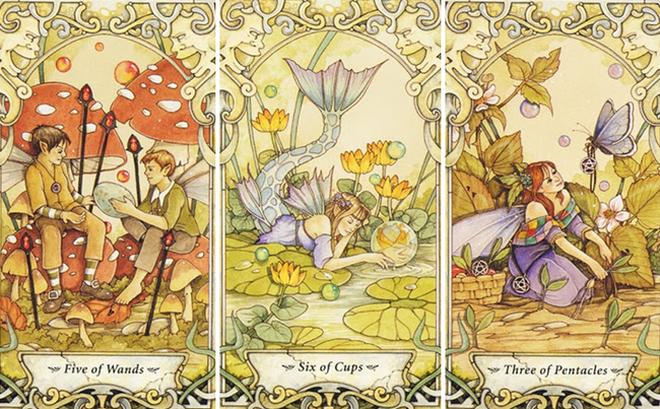 Rút một lá bài Tarot để xem chuyện tình yêu của mình sẽ đi về đâu trong thời gian tới