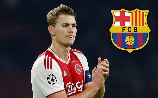 Barca sắp đón 'bom tấn' 80 triệu euro từ Ajax