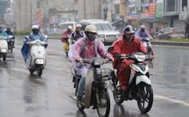 Dự báo thời tiết 8.5: Miền Bắc tiếp tục mưa dông, nhiệt độ giảm