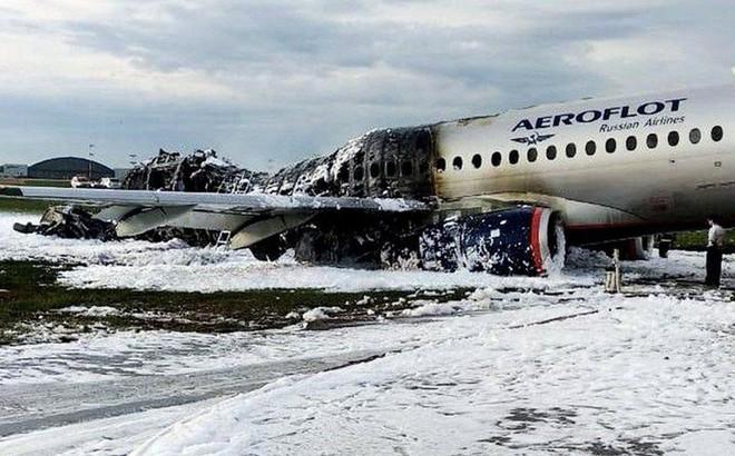 Phi công máy bay Nga gặp nạn mắc nhiều sai lầm có thể dẫn tới thảm họa