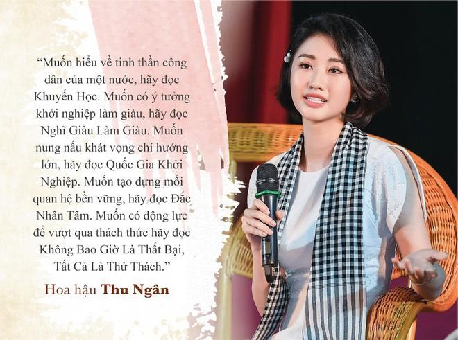 """Những câu nói truyền cảm hứng của các hoa hậu, á hậu tại """"Hành trình từ trái tim"""" vùng núi cao  - Ảnh 7."""
