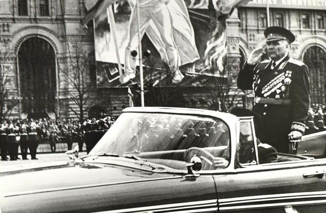Nhìn lại lịch sử Ngày Chiến Thắng: Nga khẳng định vị trí xuất khẩu vũ khí thay Liên Xô - Ảnh 2.