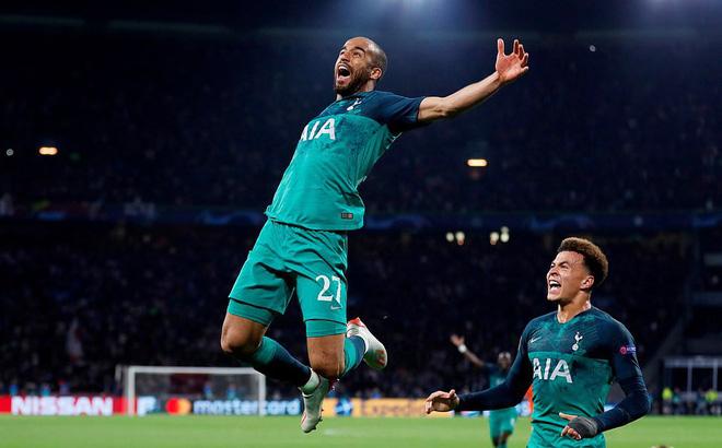 """Ngược dòng kỳ vĩ hơn cả Liverpool, Tottenham """"giật sập"""" Ajax lấy vé vào chung kết"""