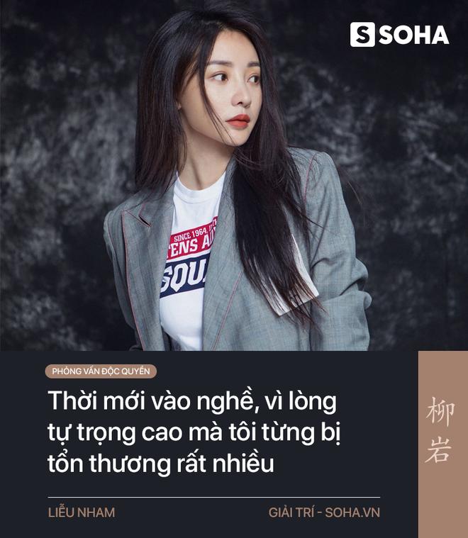 Mỹ nhân gợi cảm số 1 Trung Quốc trả lời độc quyền báo Việt Nam, hé lộ vào showbiz vì tiền cứu mẹ - Ảnh 4.
