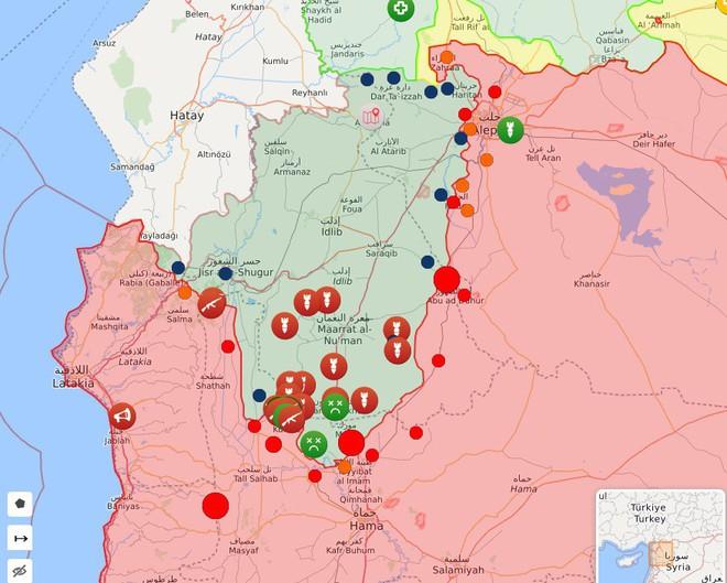 Chiến sự Syria ngày càng ác liệt, đặc nhiệm Nga xung trận chiến đấu - LHQ họp khẩn - Ảnh 8.