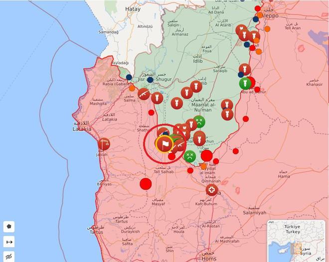Chiến sự Syria ngày càng ác liệt, đặc nhiệm Nga xung trận chiến đấu - LHQ họp khẩn - Ảnh 4.