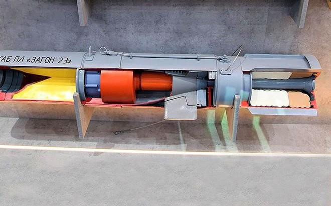Bom Zagon - thế hệ vũ khí chống ngầm mới của Nga