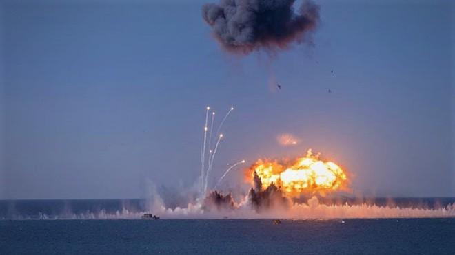 Bom Zagon - thế hệ vũ khí chống ngầm mới của Nga - Ảnh 1.