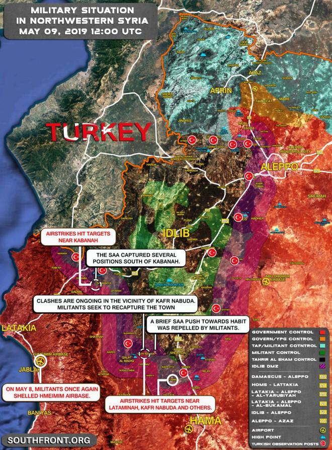 Chiến sự Syria ngày càng ác liệt, đặc nhiệm Nga xung trận chiến đấu - LHQ họp khẩn - Ảnh 5.