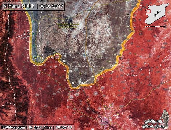 Chiến sự Syria ngày càng ác liệt, đặc nhiệm Nga xung trận chiến đấu - LHQ họp khẩn - Ảnh 2.