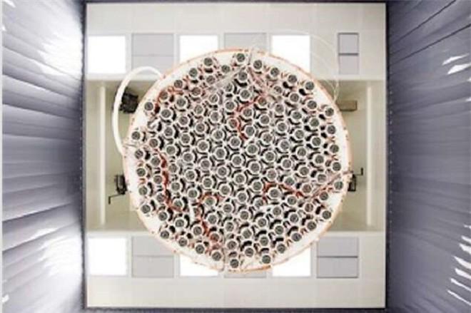 Máy dò vật chất tối quan sát được sự phân rã hạt nhân ngoại lai - Ảnh 1.