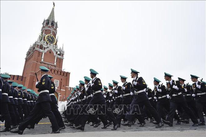 Tổng thống Nga: Không gì so sánh được với Chiến thắng chủ nghĩa phát xít  - Ảnh 1.