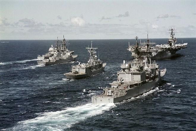 Hải quân Iran từng thất bại nặng nề khi đối đầu Mỹ ngay trên Vịnh Ba Tư - Ảnh 7.