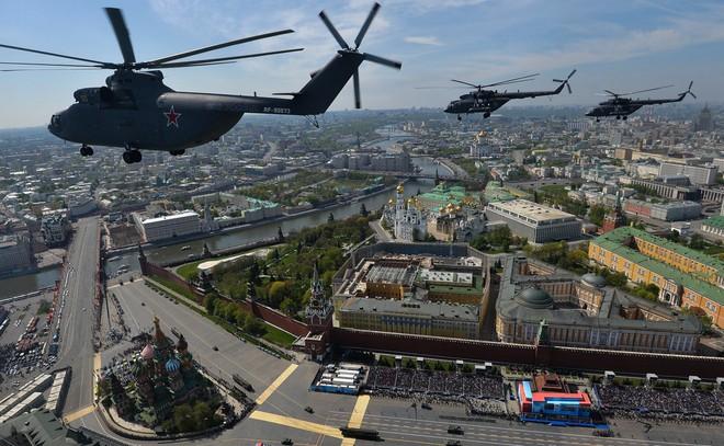 Nhìn lại lịch sử Ngày Chiến Thắng: Nga khẳng định vị trí xuất khẩu vũ khí thay Liên Xô - Ảnh 7.