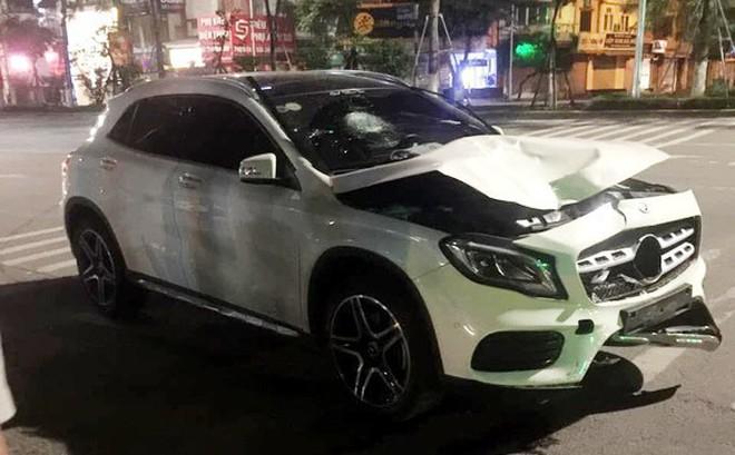 Khởi tố, bắt tạm giam 4 tháng tài xế xe Mercedes đâm 2 người tử vong ở hầm Kim Liên