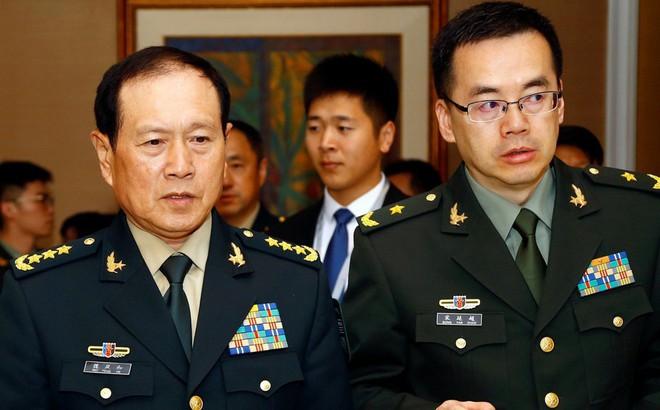 Bị cáo buộc tại Shangri La, Trung Quốc tức khí lập tức họp báo la lối: Mỹ gây bất lợi cho hòa bình