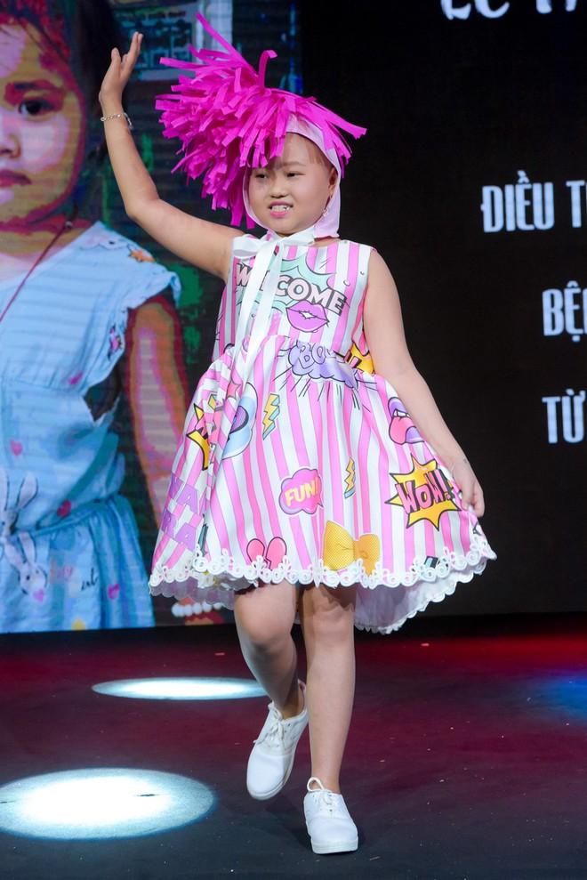Trương Ngọc Ánh, Đông Nhi, Hoàng Yến Chibi cổ vũ tinh thần cho trẻ em bị ung thư - Ảnh 3.