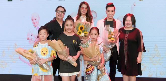 Trương Ngọc Ánh, Đông Nhi, Hoàng Yến Chibi cổ vũ tinh thần cho trẻ em bị ung thư - Ảnh 7.