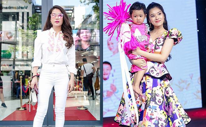 Trương Ngọc Ánh, Đông Nhi, Hoàng Yến Chibi cổ vũ tinh thần cho trẻ em bị ung thư