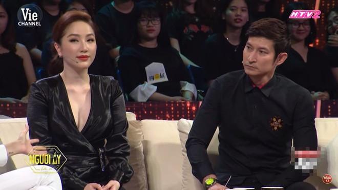 Hoa hậu Mai Phương Thúy vô tình tiết lộ đã có chồng trên truyền hình? - Ảnh 1.