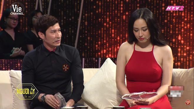 Hoa hậu Mai Phương Thúy vô tình tiết lộ đã có chồng trên truyền hình? - Ảnh 3.
