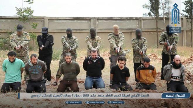 Khủng bố Syria xử tử 7 điệp viên Nga? - Ảnh 2.