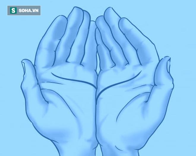 Đặt 2 lòng bàn tay cạnh nhau, bói đường chỉ tay, luận giải tình duyên - Ảnh 2.