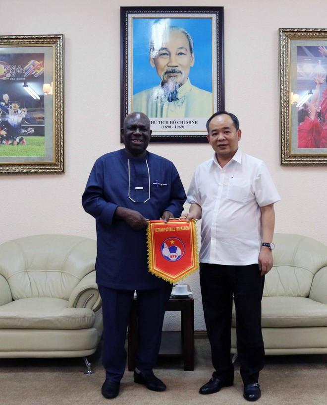 NÓNG: Ấn tượng với Việt Nam, Đại bàng xanh sắp đấu thầy trò HLV Park Hang-seo - Ảnh 1.