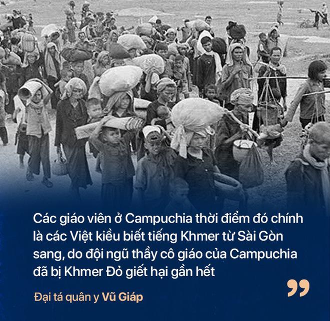 Chiến tranh biên giới Tây Nam: Khmer Đỏ thì lùa dân vào rừng bỏ đói, bộ đội Việt Nam giải cứu dân rồi cho ăn uống - Ảnh 5.