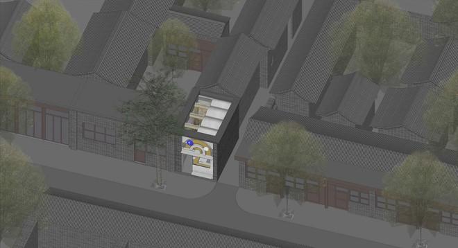 Độc đáo quán cà phê chỉ 10m2 trên báo ngoại - Ảnh 4.