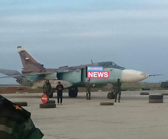Bầm dập sau đòn chí mạng Su-22 KQ Syria vượt tử địa trở về: Đến thời của Su-24M2? - Ảnh 3.