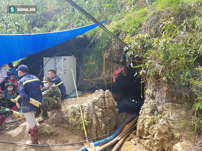 3 nguyên nhân khiến công tác giải cứu người đàn ông kẹt trong hang kéo dài 10 ngày - Ảnh 3.