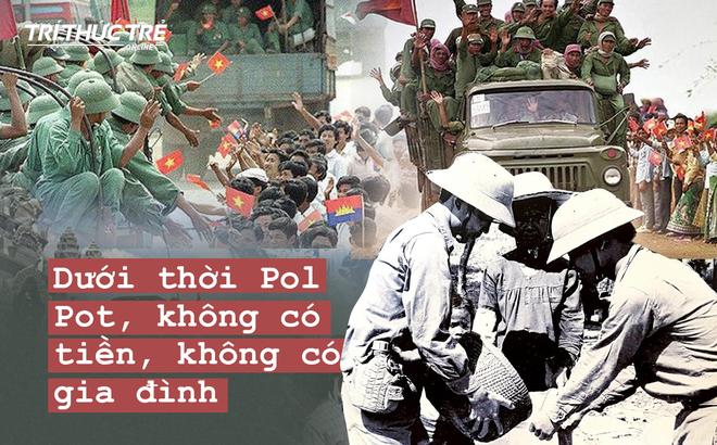 """Chiến tranh biên giới Tây Nam: """"Khmer Đỏ thì lùa dân vào rừng bỏ đói, bộ đội Việt Nam giải cứu dân rồi cho ăn uống"""""""