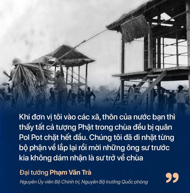 Chiến tranh biên giới Tây Nam: Khmer Đỏ thì lùa dân vào rừng bỏ đói, bộ đội Việt Nam giải cứu dân rồi cho ăn uống - Ảnh 4.
