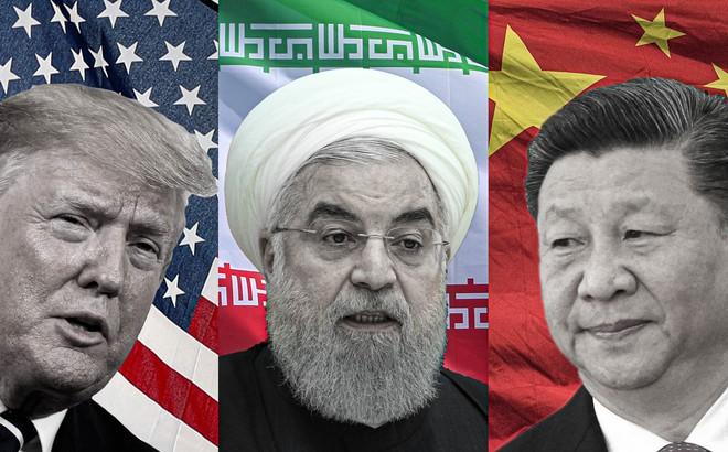 """Dầu mỏ chỉ là một phần trong """"món hời khổng lồ"""": TQ sẽ không đứng yên nhìn Iran bị Mỹ """"bắt nạt""""?"""