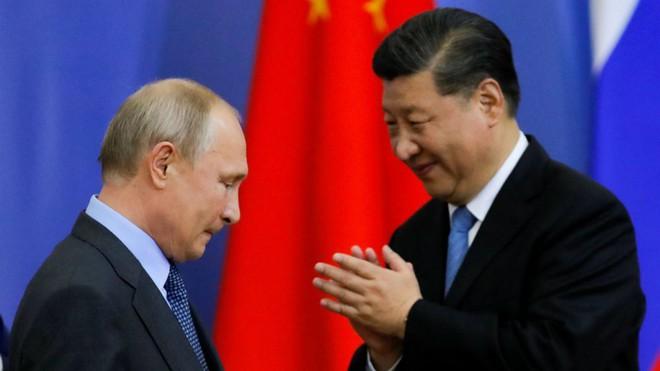Nga-Trung Quốc: Khi đối tác sử dụng nhau làm đối trọng chiến lược như những đồng minh - Ảnh 1.