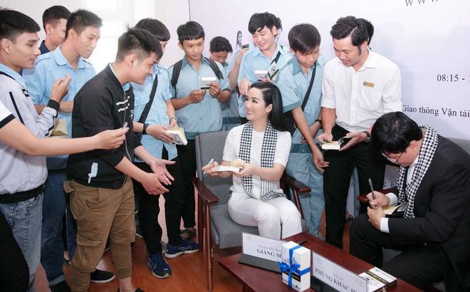 Hoa hậu Đền Hùng Giáng My: Tri thức và khát vọng sẽ quyết định thành công