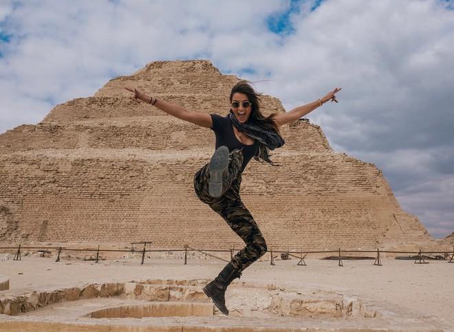Cô gái trẻ nhất du lịch vòng quanh Trái Đất: Mới 21 tuổi đã đi qua 196 quốc gia, sắp phá vỡ kỷ lục Guinness - Ảnh 20.