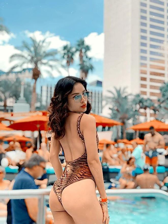 Phương Trinh Jolie tung ảnh bikini khiến cánh mày râu chao đảo - Ảnh 3.