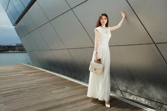 """Nữ hoàng sắc đẹp toàn cầu Ngọc Duyên: """"Nữ giới có thế mạnh riêng trên thương trường"""" - Ảnh 5."""