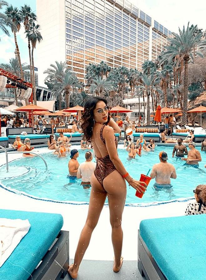 Phương Trinh Jolie tung ảnh bikini khiến cánh mày râu chao đảo - Ảnh 6.