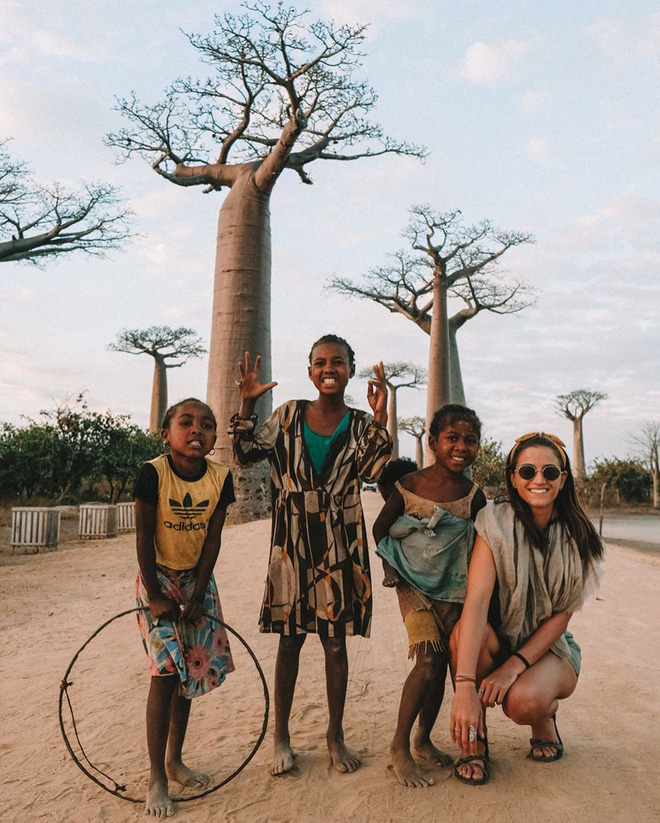 Cô gái trẻ nhất du lịch vòng quanh Trái Đất: Mới 21 tuổi đã đi qua 196 quốc gia, sắp phá vỡ kỷ lục Guinness - Ảnh 9.