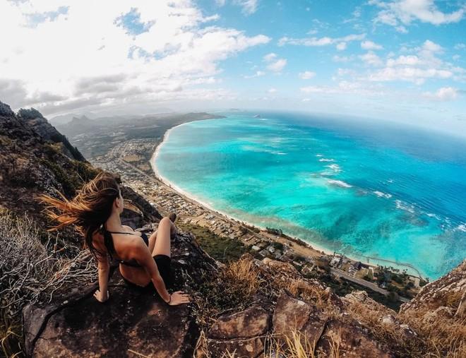 Cô gái trẻ nhất du lịch vòng quanh Trái Đất: Mới 21 tuổi đã đi qua 196 quốc gia, sắp phá vỡ kỷ lục Guinness - Ảnh 10.